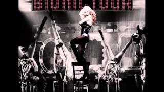 Christina Aguilera - Elastic Love  (Bionic Tour Live From O2 Arena)