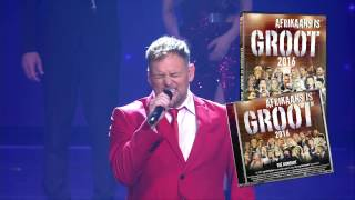 Afrikaans is Groot 2016 Konsert CD en DVD