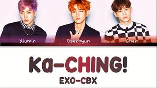 EXO-CBX - Ka-CHING! Lyrics Sub español + Eng + Rom + Han [Color Coded Lyrics]