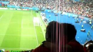 Russian National Anthem EM 2008 Semi-finals Spain Russi June 26th