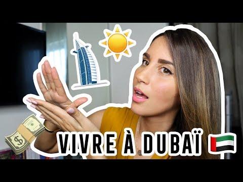 VIVRE À DUBAI : AVANTAGES ET INCONVÉNIENTS