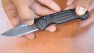 Boker Magnum Knight (01MB380) - відео 1