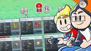 MY FINAL OVERPOWERED TEAM!? l Pokemon MMO WITH TEWTIY!! #5