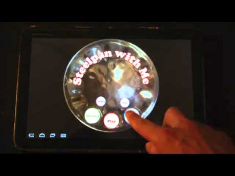 Video of Steelpan with me