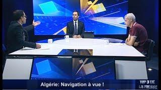 Algérie: Navigation à vue !