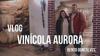 TOUR GRATUITO NA VINÍCOLA AURORA