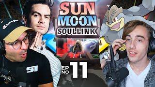 PANIC AT THE DISCO! | Pokemon Sun & Moon Soul Link - EP11