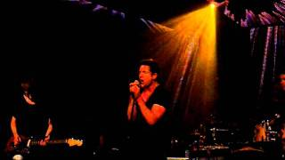Fenech-Soler - The Great Unknown - live at Free Form Festival in Warsaw - Saturday - 15.10.2011