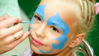 Face Paint - How To Make Safe Face Paint/ Body Paint