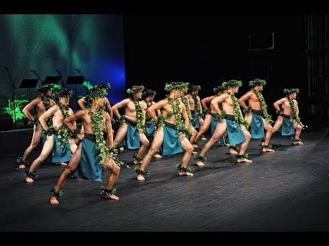 Ku Mai Ka Hula 2016 highlights