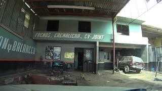 preview picture of video 'alineacion y balanceo Maneadero Ensenada, Baja California, México'