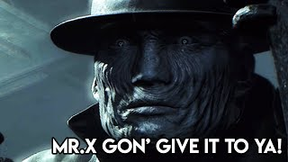 Mr  X Gon' Give it To Ya - Resident Evil 2 Remake Compilation