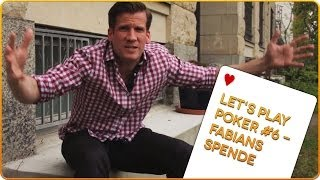 Fabians Gewinnerspende | Let's Play Poker #6 // 03.05.2014 MyVideo Charity-Poker