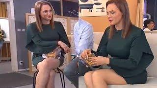 Adriana Poláková Tv Presenter from Slovakia 18.09.2018