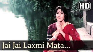 Jai Jai Lakshmi Mata - Bhagwan Samaye Sansar   - YouTube