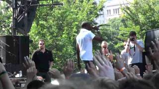 Chiddy Bang Lollapalooza Freestyle