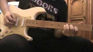 Eric Clapton Wonderful Tonight 24 Nights Version Full HD HQ Lesson by Gebamst - Video Youtube