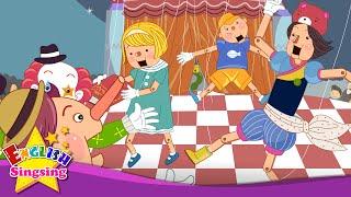 Pinocchio - Đây là gì? - câu chuyện tiếng Anh cho trẻ em