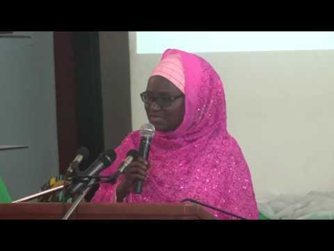 Her Excellency the Bauchi State Gov. wife Hajiya Hadiza Mohammed A. Abubakar