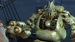 Fallout 4 - USS Constitution - Full Walkthrough