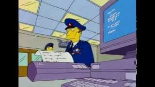 Someone Finally Bought A Copy Of Your Book, Sir! (The Simpsons)