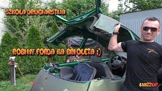 Szkoła Druciarstwa Robimy z Forda KA brioleta Wazzup ;)