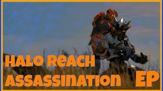 All Halo Reach Assassinations | Halo Assassinations - dooclip.me