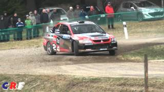 preview picture of video 'Rally Vrchovina 2012'