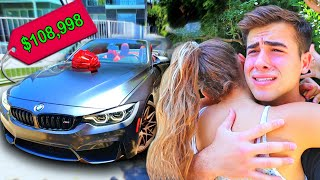 Surprising My Boyfriend With His DREAM CAR!