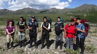 2017 Denali Backcountry Adventures Experience