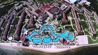 Moon Palace Riviera Maya Drone flight