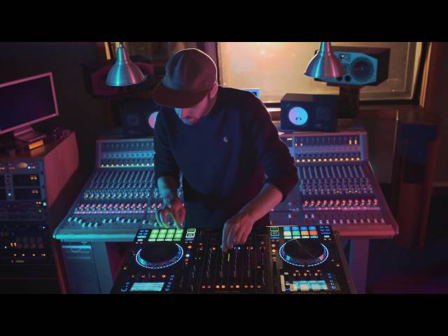 Denon DJ MCX8000 LigOne Routine with Serato Pitch Play