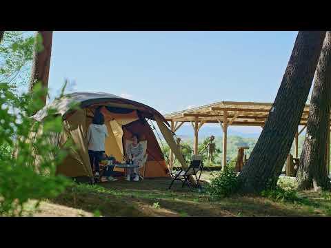 ツインリンクもてぎ 「ハローウッズの森キャンプ」