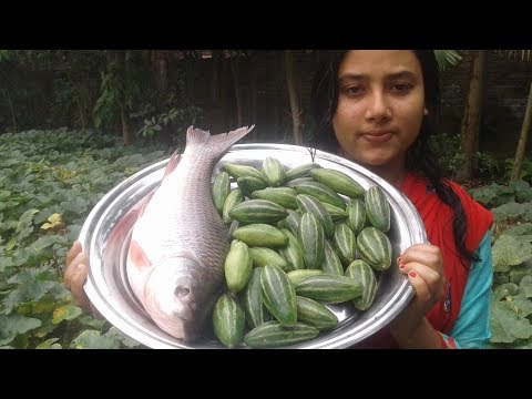 Potol Diye Macher Jhol | Traditional Bengali Fish Curry Recipe | Cooking By Street Village Food