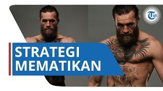 Strategi McGregor Menang TKO dalam 40 Detik di UFC 246