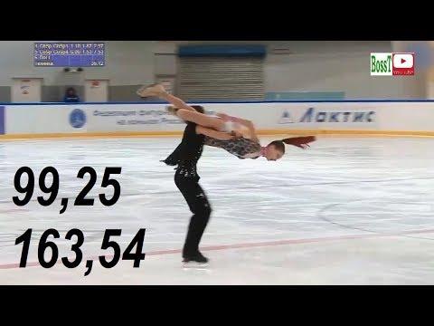 Irina KHAVRONINA / Dario CHIRIZANO - FD, CMS CoR Final 2019