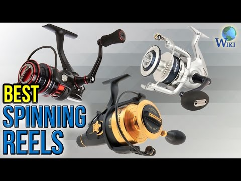 10 Best Spinning Reels 2017