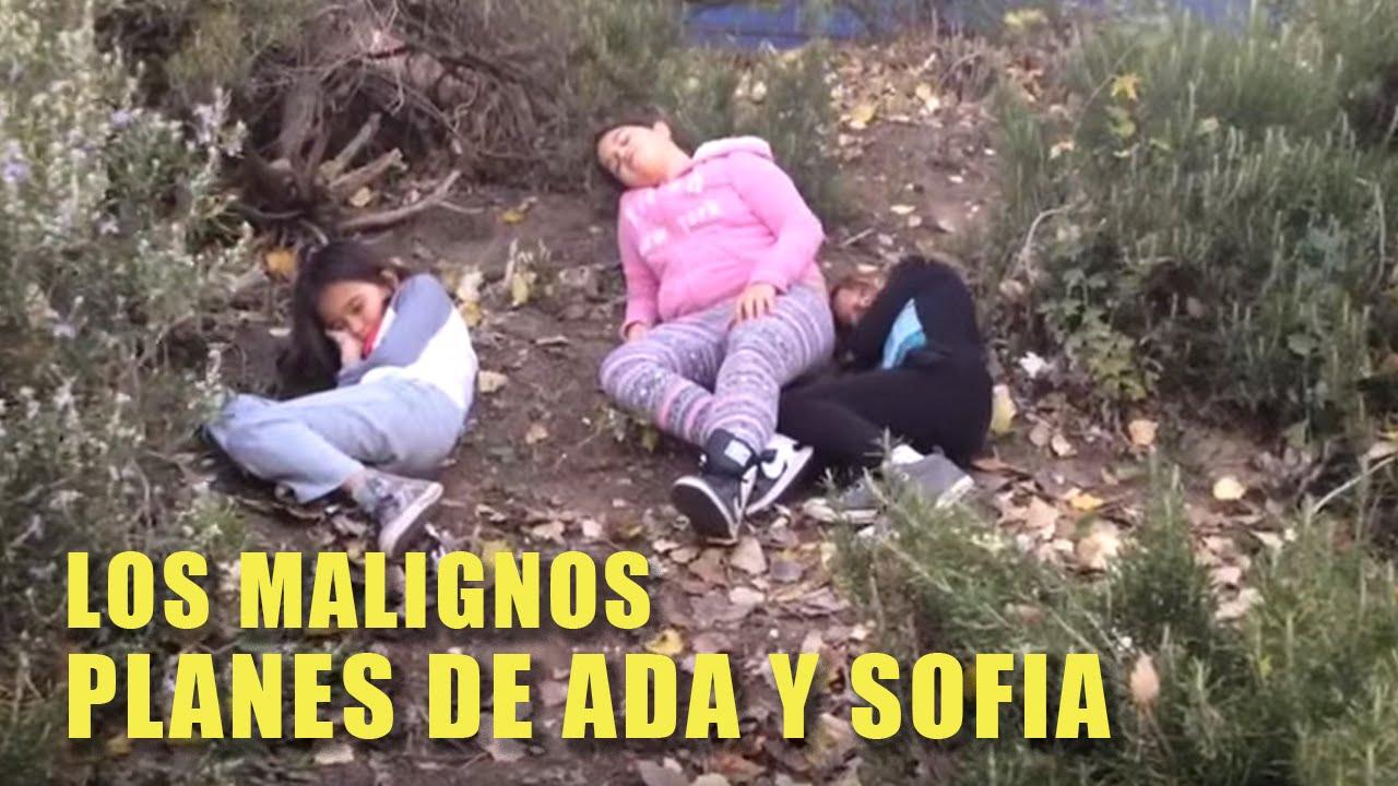 Cine para niños- Los Planes MalIgnos de Sofia y Ada - Kids Work - Pequeños Cineastas - Kids In Black