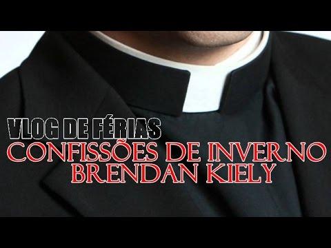 VLOG DE FÉRIAS | CONFISSÕES DE INVERNO | Brendan Kiely