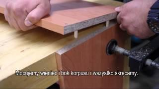 Jak zrobić prostą szafkę?
