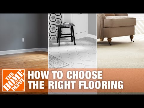 Flooring 101: Your Guide To Selecting Flooring