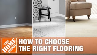 Flooring 101: Your Guide To Selecting Flooring | The Home Depot