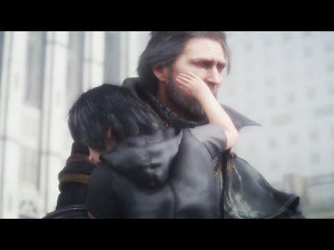 Final Fantasy 15 Dawn Gamescom 2015 / Final Fantasy XV Cinematic Cutscenes Movie