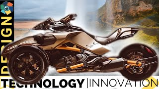 15 Innovative Trikes and Three-Wheeled Vehicles 2019 - 2020