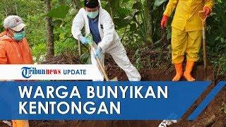 Kronologi Makam Pasien Positif Corona Dibongkar, Desa Gelap Gulita dan Warga Bunyikan Kentongan