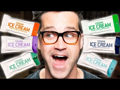 Download Astronaut Ice Cream Taste Test HD Mp4 3GP Video and MP3