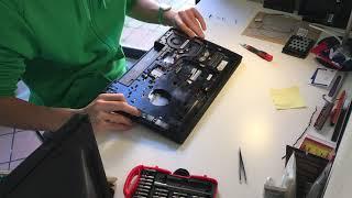 Lenovo g510 disassembly teardown fan cleaning most popular videos disassembly lenovo g510 g500 g400 series screen flickering fandeluxe Gallery