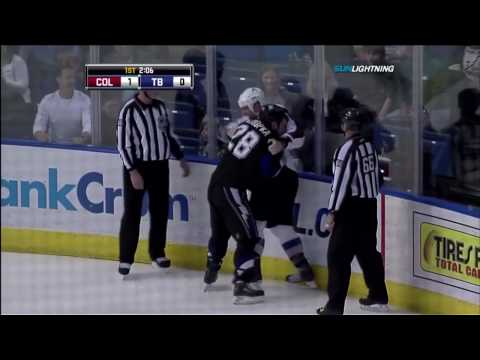 Zenon Konopka vs. Cody McLeod
