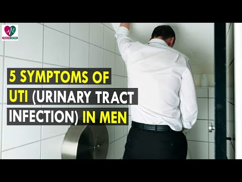 Video 5 Symptoms Of UTI (Urinary Tract Infection) in men || Health Sutra - Best Health Tips