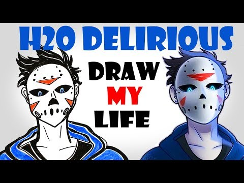 Draw My Life : H2O Delirious Mp3